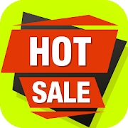 App Hot deals && offers: discounts and coupons app apk for kindle fire