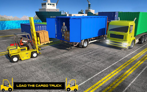 Forklift Games: Rear Wheels Forklift Driving 1.02 screenshots 4