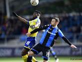 Waasland-Beveren hield Club Brugge op een gelijkspel
