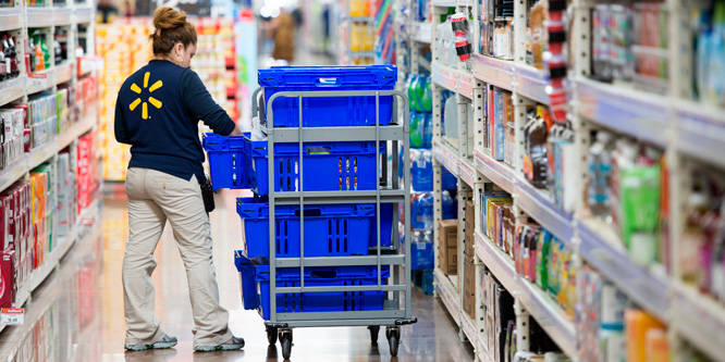 Image result for walmart employee