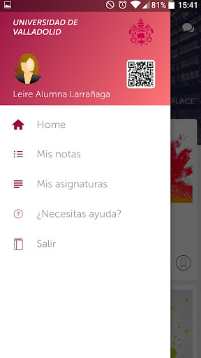 UVa App - Univ. de Valladolid