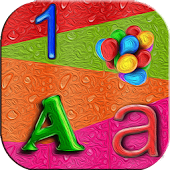 Kids Alphabet Numbers game