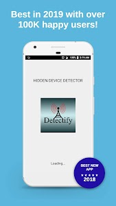 Detectify - Detect Hidden Devices 2.9 (AdFree)