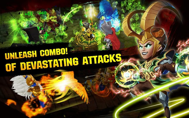 The Battle of Gods-Apocalypse- screenshot