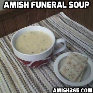 Amish Soup Recipes.