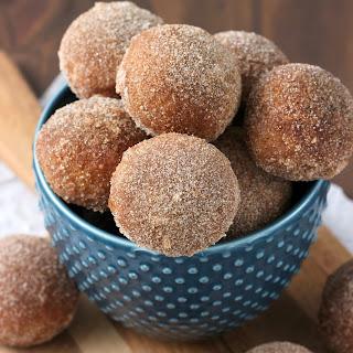 Gingerbread Soft Pretzel Bites