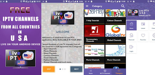 Free Live IPTV USA 15 5 (Android) - Download APK