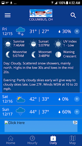 OHIO WX 5.0.1200 Screenshots 5