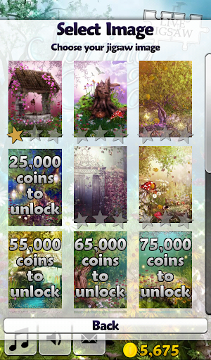 Hidden Jigsaw - Spring Garden