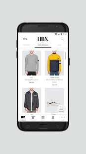 HBX | Shop Latest Fashion & Clothing - náhled