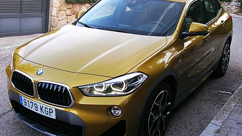 BMW X2 sDrive 2.0 i