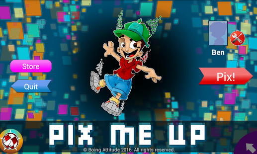 PixMeUp- screenshot thumbnail