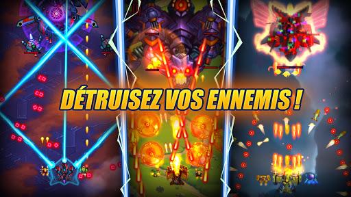 HAWK: Arcade Shooter. Vaisseau spatial combat screenshot 1