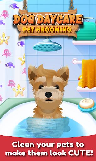 Dog Daycare Pet Grooming   Pet Care Dog Games apktram screenshots 2