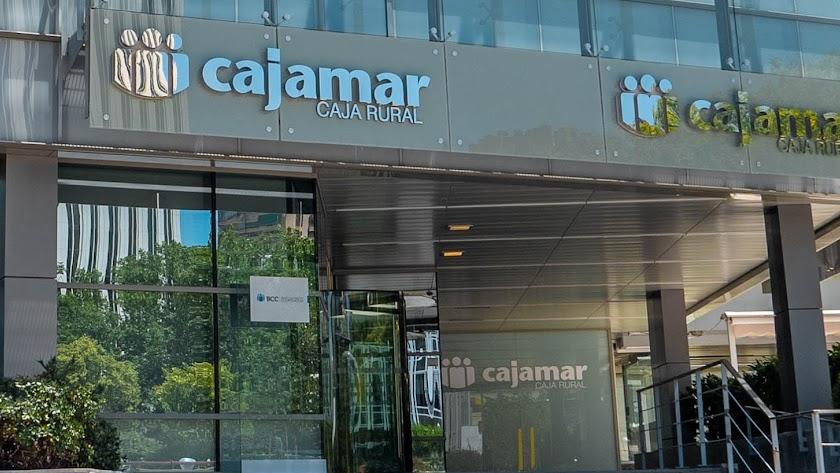 Imagen de archivo de la sede BCC-Grupo Cajamar Madrid.