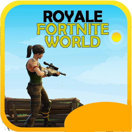 Battle Royale Fortnite World