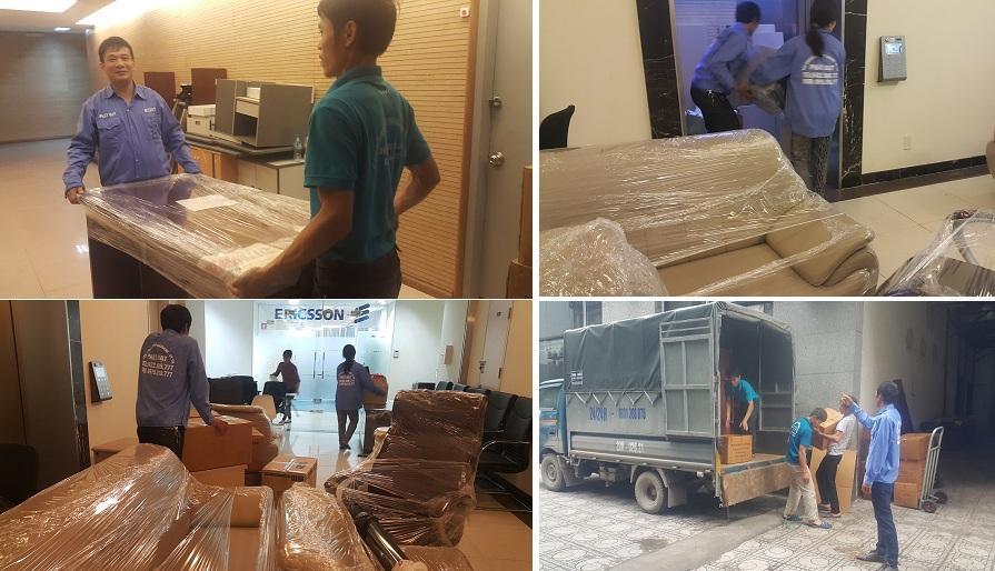 NEW] Báo giá chuyển văn phòng trọn gói Hà Nội 0915010777