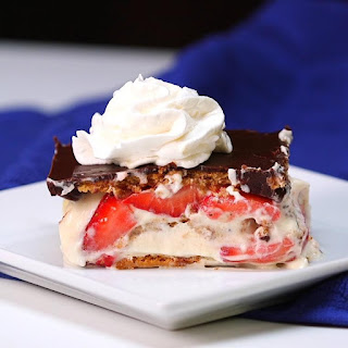 Strawberry Eclair Combines All of Everyone's Favorite Desserts
