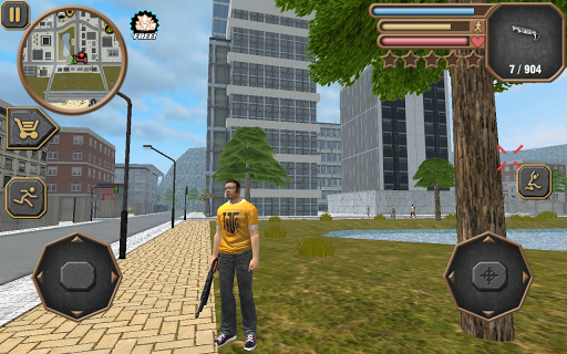 City theft simulator apktram screenshots 3