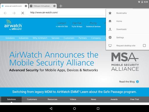 商業必備免費app推薦|AirWatch Browser線上免付費app下載|3C達人阿輝的APP