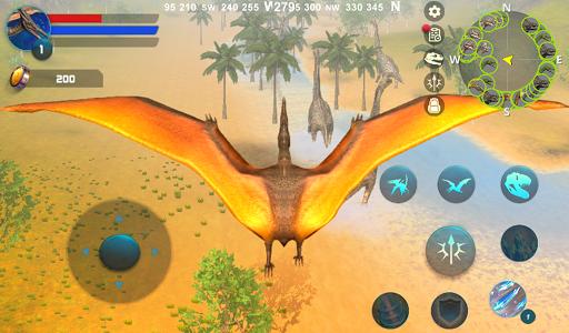 Pteranodon Simulator 1.0.1 screenshots 23