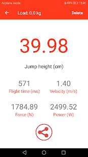 My Jump 2: Measure your jump - náhled