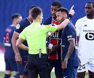 Sanction : Neymar fixé sur son sort