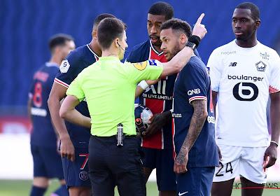 "Neymar boos: ""Bedankt dat je me de finale hebt ontzegd"""