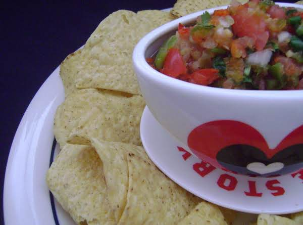 149  Mexican Salsa Recipe