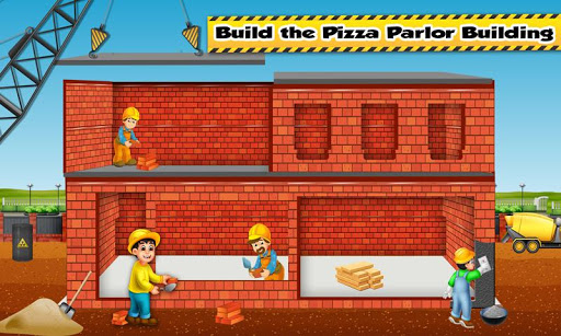 Build A Pizza Parlor: Bakery Construction Builder apktram screenshots 2