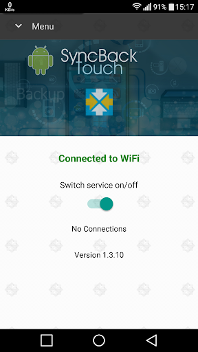 SyncBack Touch 1.3.16 screenshots 1