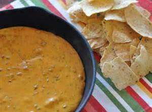 Chili's Skillet Queso Recipe