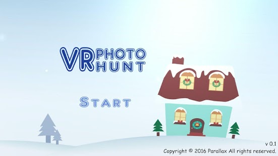 X'mas VR Photo Hunt Free screenshot