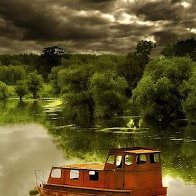 by Mladjan Pajkic - Transportation Boats