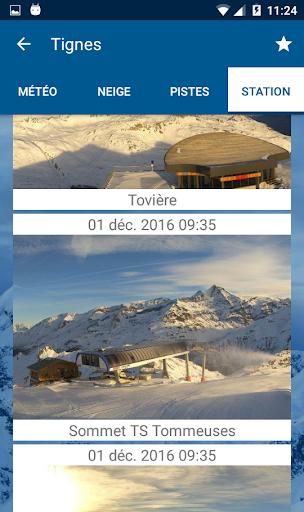 Mu00e9tu00e9o-France Ski et Neige 3.0.5 screenshots 7