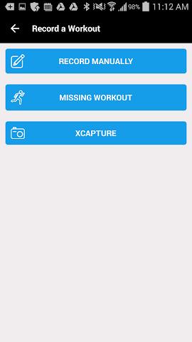android Georgia Fitness Screenshot 5