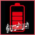 Battery charge sound alert apk