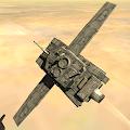 Flying Battle Tank Simulator