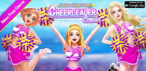 Move your body with our cheerleaders!