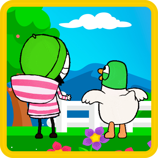Sarah with Duck : Similar Puzzle Memory