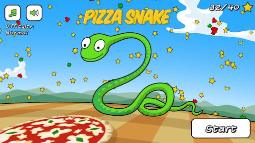 Télécharger Gratuit Pizza Snake  APK MOD (Astuce) screenshots 1