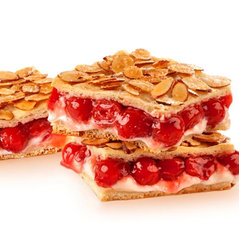 Sweetheart Cherry Cheese Danish Recipe