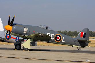 Photo: Hawker Sea Fury FB.11