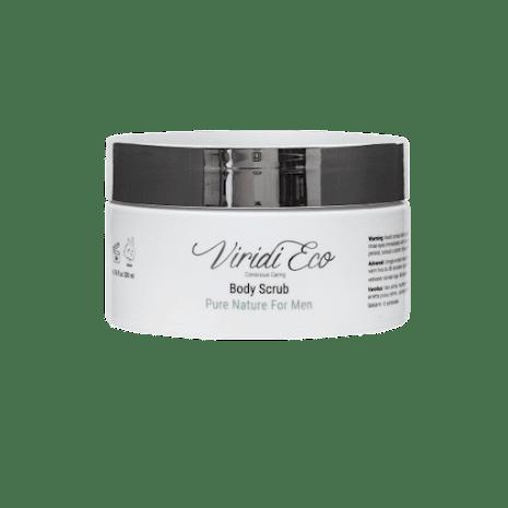 Body scrub pure nature - For men
