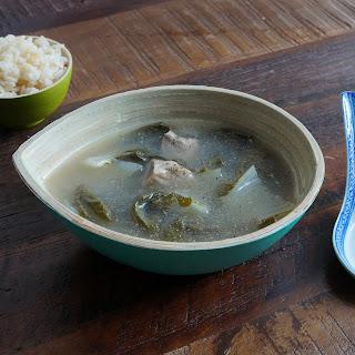 Sinigang – Filipino Sour Soup.