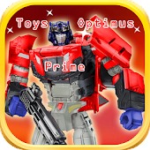Toys Optimus Prime Games