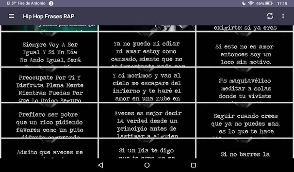 Download frases rap hip hop apk latest version app for android devices frases rap hip hop poster altavistaventures Choice Image