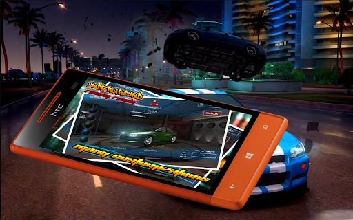 Chase Race Mafia Rush Car
