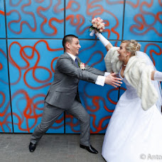 Wedding photographer Anton Fatyanov (onanton). Photo of 15.03.2013
