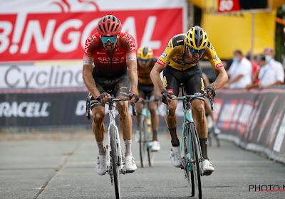 Opnieuw een ereplaats voor Benjamin Declercq, twee Italianen juichen op slotdag Ronde van de Limousin